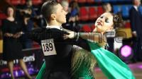 Georgiy Alekseev & Kseniya Seravkina at