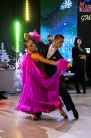 Evgen Chervatyuk & Solomiya Tykh at