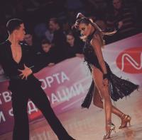 Semen Kokovin & Polina Savicheva at