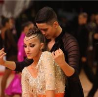 Photo of Yaroslav Markov & Kristina Mironova