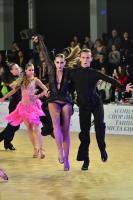 Daniil Garenskih & Anastasiya Miheeva at