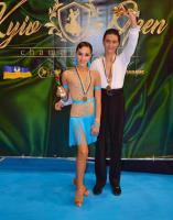 Roman Shoniya & Mariya Logvinova at