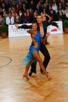 Niels Didden & Gwyneth Van Rijn at Austrian Open Championships 2011