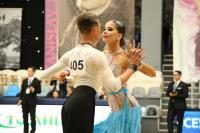 Rostislav Ridnyj & Sofiya Kapustina at