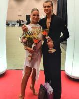 Vyacheslav Pastukhov & Karolina Plaziy at