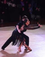 Ethan Hayutt & Anna Jgenti at