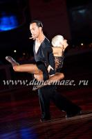 Michal Malitowski & Joanna Leunis at Kremlin World Cup 2010
