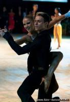 Kirill Belorukov & Elvira Skrylnikova at Kyiv Dance Festival 2010