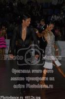 Kirill Belorukov & Elvira Skrylnikova at Russian Cup - 2011