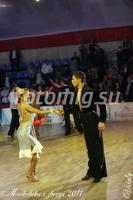 Kirill Belorukov & Elvira Skrylnikova at Moscow Star 2011