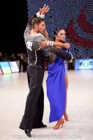 Kirill Belorukov & Elvira Skrylnikova at Dynasty Cup