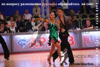 Kirill Belorukov & Elvira Skrylnikova at Crocus Expo Festival