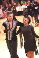Kirill Belorukov & Elvira Skrylnikova at WDC Disney Resort 2012