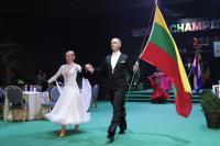Nerijus Stukas & Laura Montvilaite at