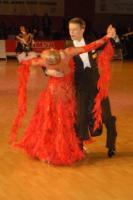 Anton Skuratov & Alona Uehlin at X Spanish Open 2008