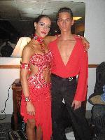 Ron Garber & Sofiya Zaytseva at