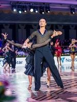 Oleksandr Kravchuk & Olesya Getsko at
