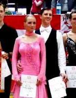 Gleb Belov & Kati Haenchen at