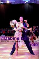 Photo of Manuel Frighetto & Karin Rooba