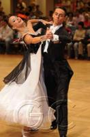 Mateusz Brzozowski & Justyna Mozdzonek at German Open 2012