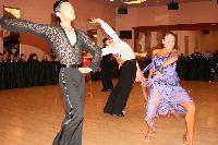 Jason Chao Dai & Patrycja Golak at NJ DanceSport Classic - Fall Frolic 2008