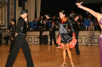 Jason Chao Dai & Patrycja Golak at Manhattan Amateur Classic 2010
