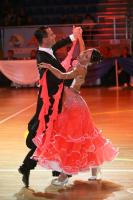 Ruslan Golovashchenko & Olena Golovashchenko at WDC Amateur League World Cup 2008