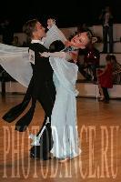 "Dmitriy Pleshkov & Anastasia Kulbeda at ""Latin Kvartal"" Cup"