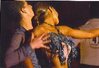 Stanislav Faynerman & Daniella Karagach at Manhattan Dancesport