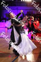 Vaino Miil & Kaia Linkberg at Estonian 10 Dance Championships 2011