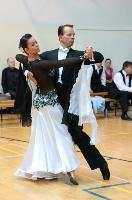 Vaino Miil & Kaia Linkberg at Tartu Dance Tournament