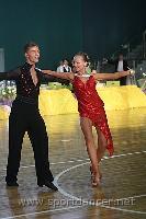 Piotrek Nawrocki & Magdalena Fron at