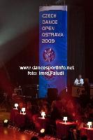 Vito Coppola & Vera Bondareva at Czech Dance Open 2009