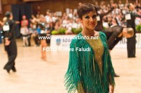 Stefano Vidoni & Orsolya Toth at 47th Savaria International Dance Festival