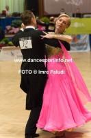 Lothar Brandstötter & Andrea Steindl at 47th Savaria International Dance Festival