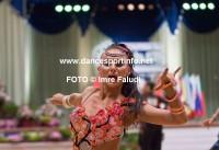 Mykhaylo Bilopukhov & Anastasiya Shchipilina at 47th Savaria International Dance Festival
