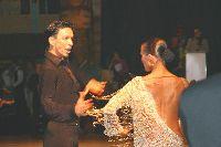 Sergey Ryupin & Elena Khvorova at Dutch Open 2003