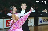 Vadim Garbuzov & Nadiya Dyatlova at IDSF World Youth Standard Championships