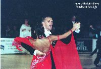 Cosimo Caramia & Antonella Decarolis at IDSF World Youth Standard Championships