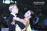 Anton Kolyubayev & Ganna Lantukh at IDSF World Youth Standard Championships
