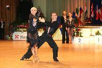 Jurij Batagelj & Jagoda Batagelj at ISIS Open