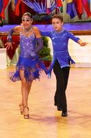 Daniel Bras & Anna Sloukova at Savaria Dance Festival