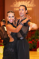 Francesco Arietta & Zivile Vasiliauskaite at Savaria Dance Festival