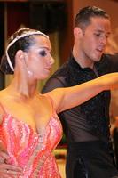 Jan Bumbak & Kristina Raczova at Savaria Dance Festival