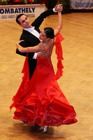 Ferenc Csiszar & Tunde Debreczeni at Savaria Dance Festival