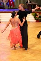Robert Duris & Margareta Klimova at Savaria Dance Festival