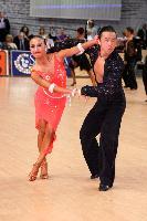 Alex Wei Wang & Roxie Jin Chen at 43rd Savaria Dance Festival