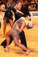 Dominik Cipar & Patricia Martinovicova at Savaria Dance Festival