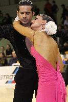 Andrea Silvestri & Martina Váradi at Gyõr Open 2010