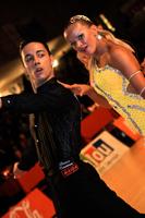 Maurizio Benenato Cono & Svetlana Kostenko at XII Spanish Open 2010